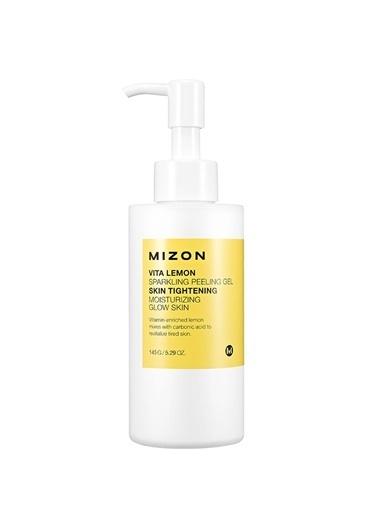 Mizon Mizon Vita Lemon Sparkling Peeling Gel Kabuğu Özlü Peeling Jel Renksiz